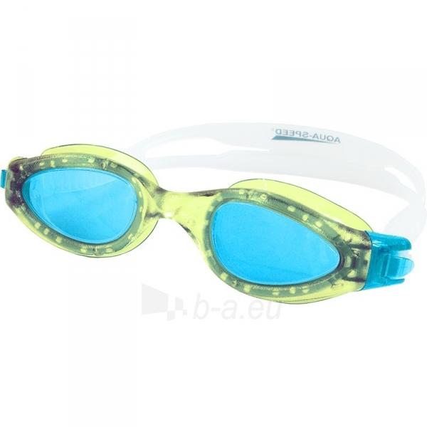 Plaukimo akiniai Aqua-Speed Manta Paveikslėlis 3 iš 3 310820172545