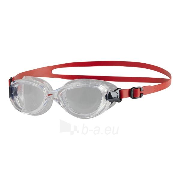 Plaukimo akiniai Futura Classic JR, Lava red/clear JR Paveikslėlis 1 iš 2 310820166688