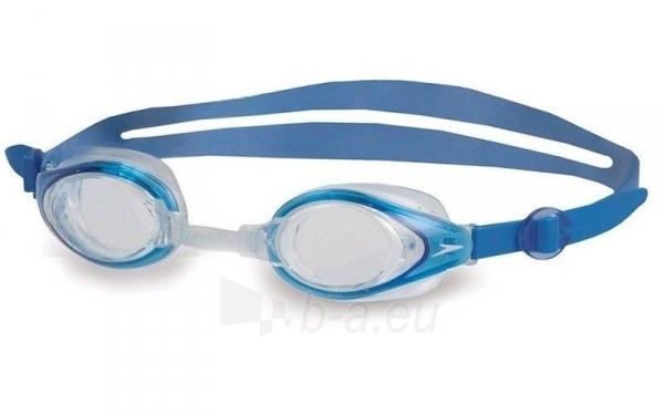 Plaukimo akiniai SPEEDO MARINER JUNIOR 6-14 years white-blue Paveikslėlis 1 iš 1 310820172552