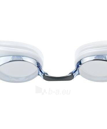 Plaukimo akiniai SPEEDO MERIT MIRROR black, white Paveikslėlis 3 iš 3 310820179639