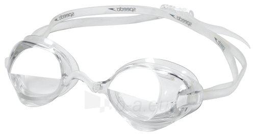 Plaukimo akiniai SPEEDO SIDEWINDER White Paveikslėlis 1 iš 1 310820004731