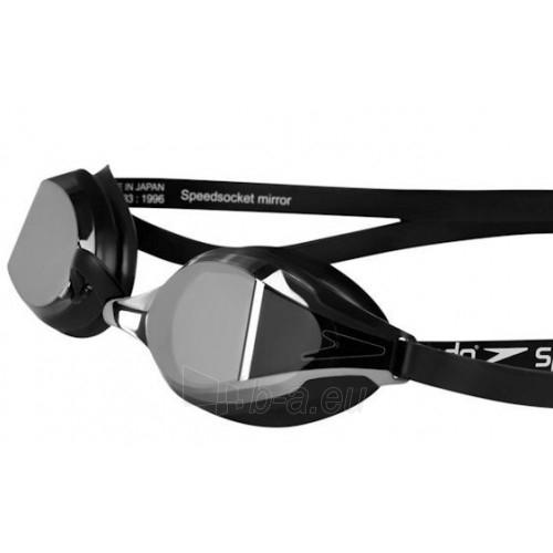 Plaukimo akiniai speedo SPEEDSOCKET2 MIRROR black Paveikslėlis 2 iš 2 310820154469