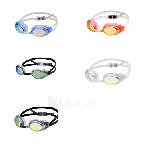 Plaukimo akiniai Spokey PROTRAINER, Žydra Paveikslėlis 1 iš 6 310820232495