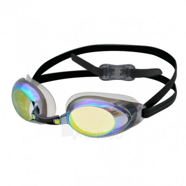 Plaukimo akiniai Spokey PROTRAINER, Žydra Paveikslėlis 2 iš 6 310820232495