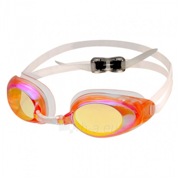 Plaukimo akiniai Spokey PROTRAINER, Žydra Paveikslėlis 5 iš 6 310820232495