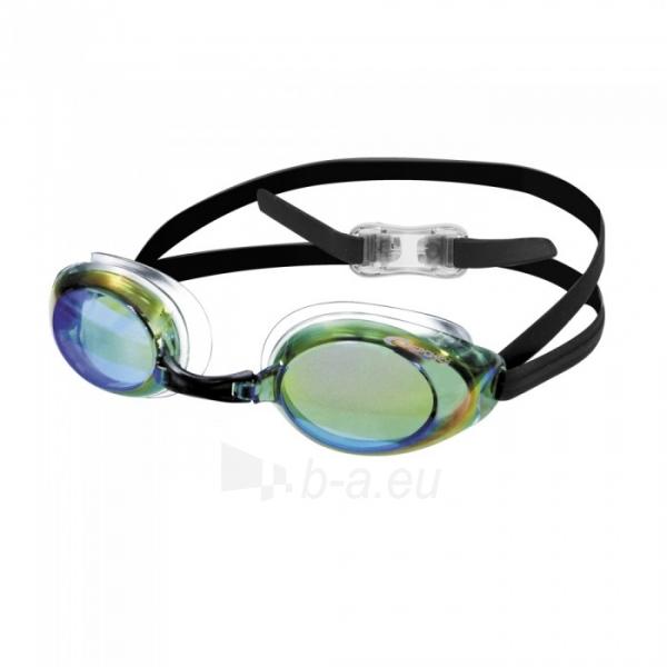 Plaukimo akiniai Spokey PROTRAINER, Žydra Paveikslėlis 6 iš 6 310820232495