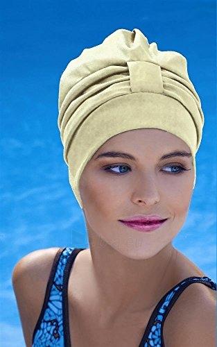 Plaukimo kepuraitė Fabric Swim PE 3473 31, smėlinė Paveikslėlis 1 iš 1 310820130265