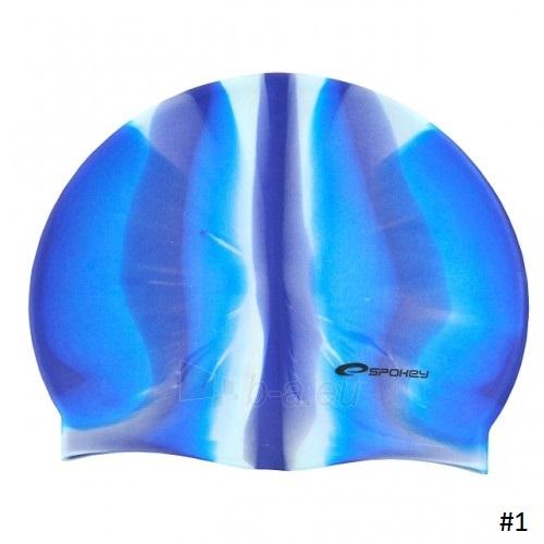 Plaukimo kepuraitė Spokey ABSTRACT, #13 Paveikslėlis 1 iš 16 310820232619