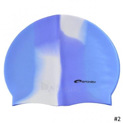 Plaukimo kepuraitė Spokey ABSTRACT, #13 Paveikslėlis 15 iš 16 310820232619