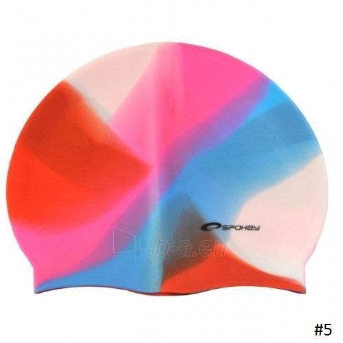 Plaukimo kepuraitė Spokey ABSTRACT, #13 Paveikslėlis 12 iš 16 310820232619