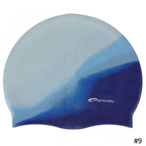 Plaukimo kepuraitė Spokey ABSTRACT, #13 Paveikslėlis 8 iš 16 310820232619