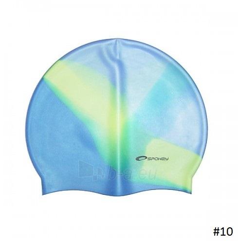 Plaukimo kepuraitė Spokey ABSTRACT, #13 Paveikslėlis 7 iš 16 310820232619