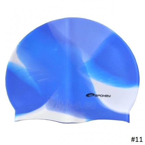 Plaukimo kepuraitė Spokey ABSTRACT, #13 Paveikslėlis 6 iš 16 310820232619
