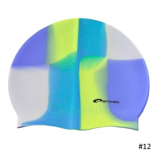 Plaukimo kepuraitė Spokey ABSTRACT, #13 Paveikslėlis 5 iš 16 310820232619