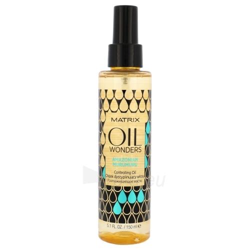 Plaukų aliejukas Matrix Oil Wonders Amazonian Murumuru Cosmetic 150ml Paveikslėlis 1 iš 1 310820051689