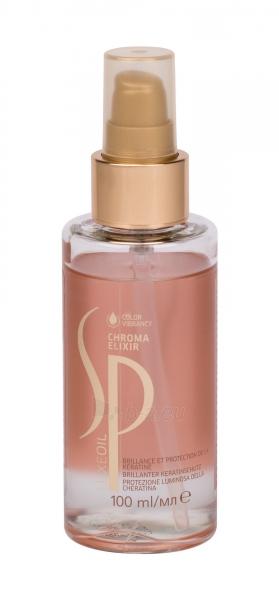 Plaukų aliejus Wella SP Luxeoil Chroma Elixir Hair Oils 100ml Paveikslėlis 1 iš 1 310820191479