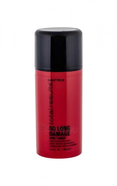 Plaukų balzamas Matrix Total Results So Long Damage Iron Tamer Hair Balm 100ml Paveikslėlis 1 iš 1 310820175009