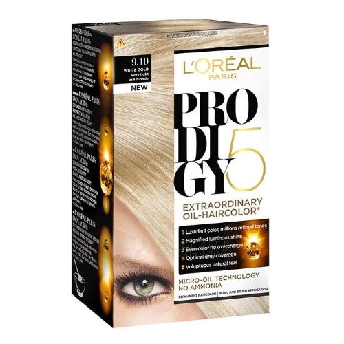 L´Oreal Paris Prodigy 5 Cosmetic 1vnt. 4.15 Sienna Paveikslėlis 1 iš 1 30053300721