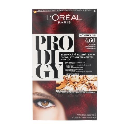Plaukų dažai L´Oreal Paris Prodigy Cosmetic 1ks Shade 4.60 Carmin Paveikslėlis 1 iš 1 310820045795