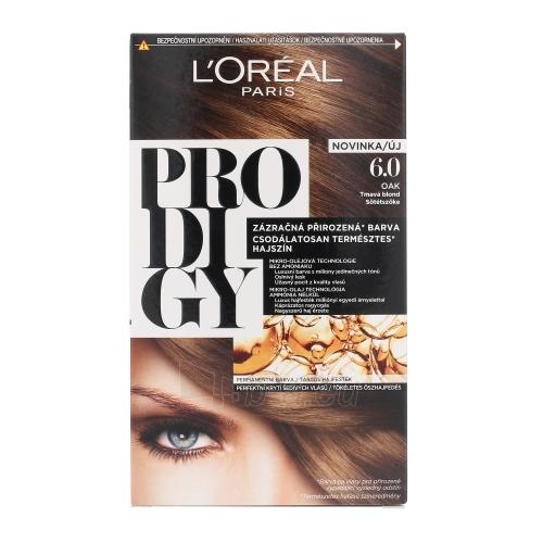 Plaukų dažai L´Oreal Paris Prodigy Cosmetic 1ks Shade 6.0 Oak Paveikslėlis 1 iš 1 310820045794