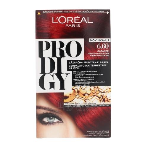 Plaukų dažai L´Oreal Paris Prodigy Cosmetic 1ks Shade 6.60 Garance Paveikslėlis 1 iš 1 310820045793