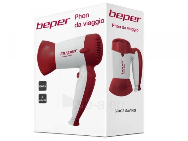 Plaukų džiovintuvas Beper 40.981H Paveikslėlis 3 iš 3 310820152687