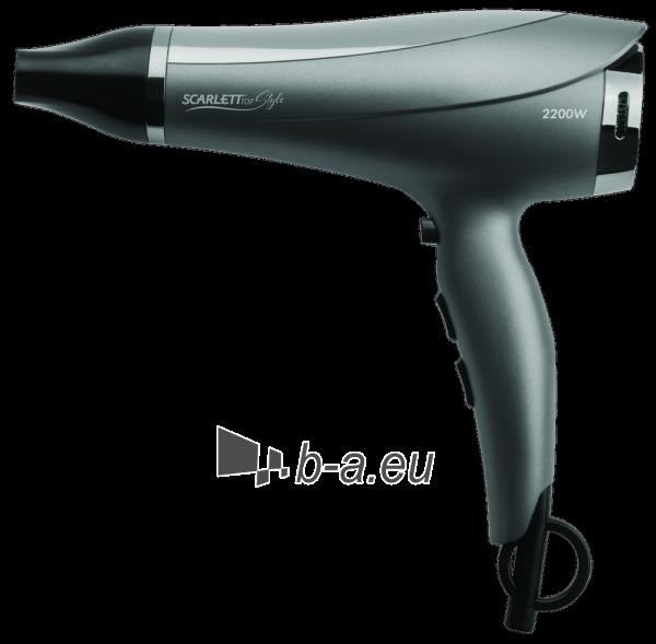 Plaukų džiovintuvas Hair dryer Scarlett SC-HD70I74 | 2200W Paveikslėlis 1 iš 1 310820168014