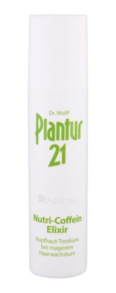 Plaukų eliksyras Plantur 21 Nutri-Coffein Elixir Cosmetic 200ml Paveikslėlis 1 iš 1 310820063597