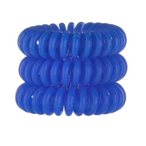 Plaukų gumutė Invisibobble Hair Ring 3vnt. Blue Paveikslėlis 1 iš 1 30066800208