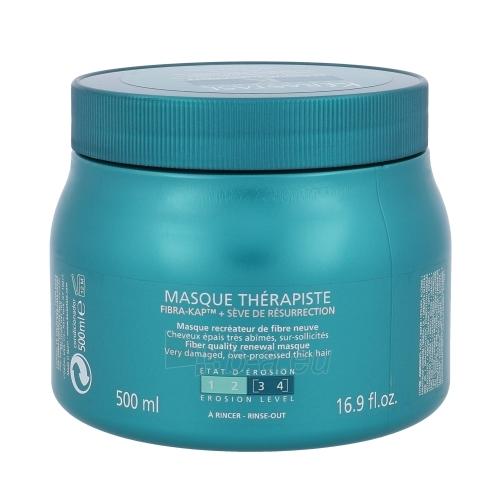Plaukų mask Kerastase Resistance Masque Thérapiste Cosmetic 500ml Paveikslėlis 1 iš 1 310820043310