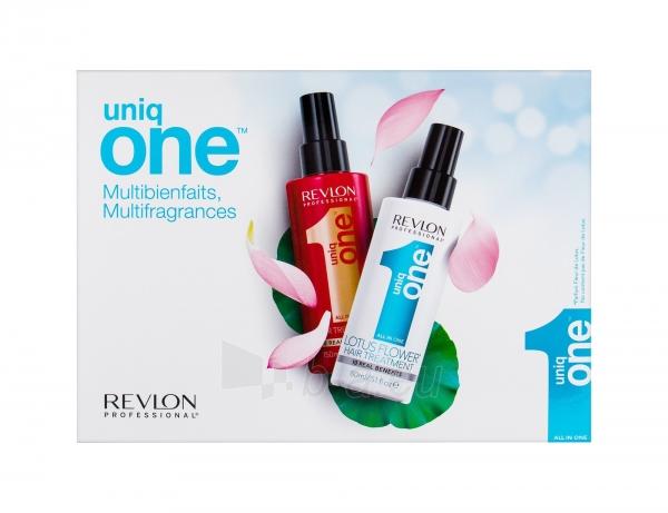 Plaukų kaukė Revlon Professional Uniq One Hair Mask 150ml (Rinkinys 3) Paveikslėlis 1 iš 1 310820182580