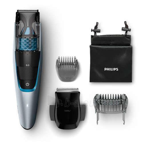 Plaukų kirpimo mašinėlė Trimmer Philips BT7210/15 Paveikslėlis 1 iš 4 310820146378