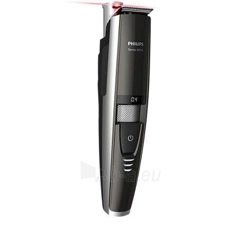 Plaukų kirpimo mašinėlė Trimmer Philips BT9297/15 Paveikslėlis 2 iš 5 310820158573