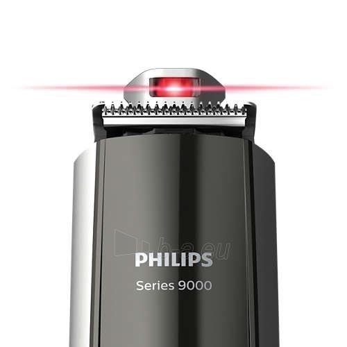 Plaukų kirpimo mašinėlė Trimmer Philips BT9297/15 Paveikslėlis 3 iš 5 310820158573