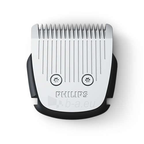 Plaukų kirpimo mašinėlė Trimmer Philips BT9297/15 Paveikslėlis 4 iš 5 310820158573