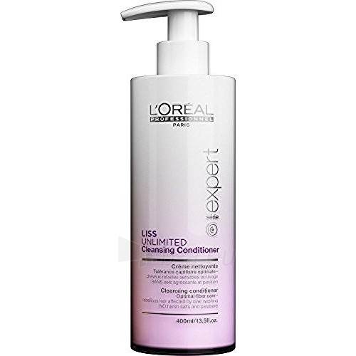Plaukų conditioner Loreal Expert (Cleansing Conditioner Liss Unlimited) 400 ml Paveikslėlis 1 iš 1 310820049041