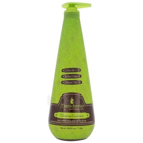 Plaukų kondicionierius Macadamia Professional Volumizing 1000ml Paveikslėlis 1 iš 1 310820099357