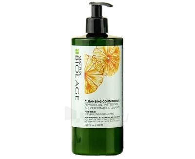 Plaukų kondicionierius Matrix Biolage (Bio Cleansing Conditioner) 500 ml Paveikslėlis 1 iš 1 310820049011