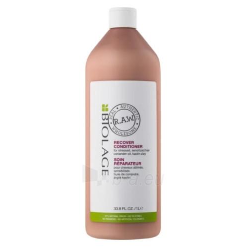 Plaukų conditioner Matrix Regenerating hair conditioner Biolage RAW Recover 1000 ml Paveikslėlis 1 iš 1 310820165488