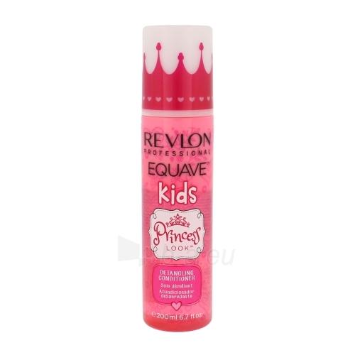 Plaukų kondicionierius Revlon Professional Equave Kids Princess Look Detangling Conditioner Cosmetic 200ml Paveikslėlis 1 iš 1 310820128521