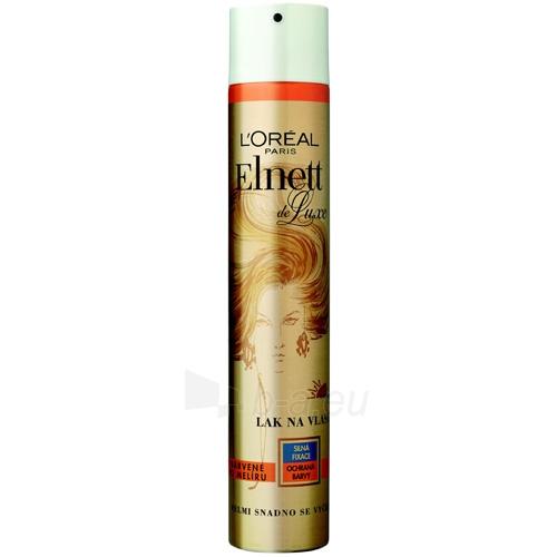 Plaukų lakas Loreal Paris Hairspray color protection Elnett 300 ml Paveikslėlis 1 iš 1 310820133769