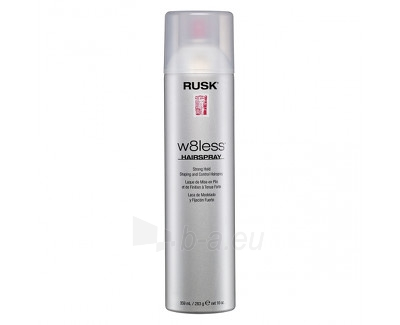 Plaukų lakas RUSK (W8less Hairspray) 359 ml Paveikslėlis 1 iš 1 310820053736