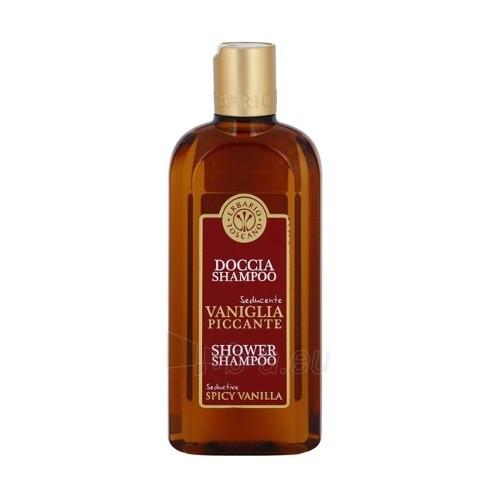 Plaukų šampūnas Erbario Toscano Moisturizing and nourishing shower gel and shampoo Vanilla and spice (Shower Shampoo) 250 ml Paveikslėlis 1 iš 1 310820103470