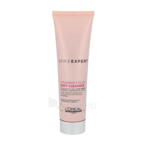 Plaukų šampūnas L´Oréal Professionnel Expert Vitamino Color Soft Cleanser Shampoo Cosmetic 150ml Paveikslėlis 1 iš 1 310820103646