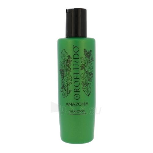 Plaukų šampūnas Orofluido Amazonia Shampoo Cosmetic 200ml Paveikslėlis 1 iš 1 310820118801