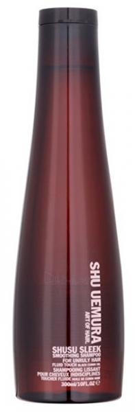 Plaukų šampūnas Shu Uemura Shusu Sleek ( Smoothing Shampoo) 300 ml Paveikslėlis 1 iš 1 310820138762