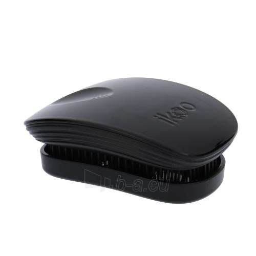 Plaukų šepetys Ikoo Classic Pocket Cosmetic 1ks Paveikslėlis 1 iš 1 310820041305