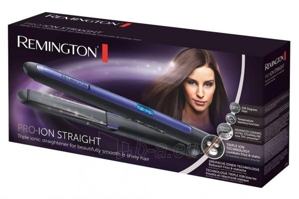 Plaukų tiesinimo žnyplės Remington S7710 Pro Ion Paveikslėlis 2 iš 2 310820018499