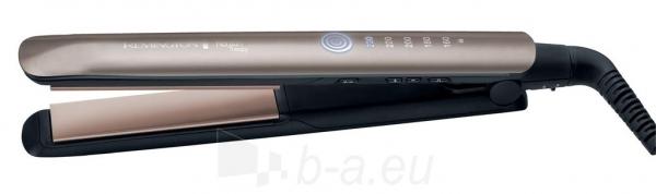 Plaukų tiesinimo žnyplės Remington S8590 Keratin Therapy Paveikslėlis 1 iš 3 250122300219