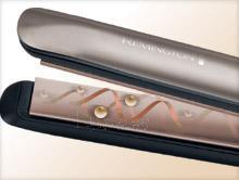 Plaukų tiesinimo žnyplės Remington S8590 Keratin Therapy Paveikslėlis 3 iš 3 250122300219